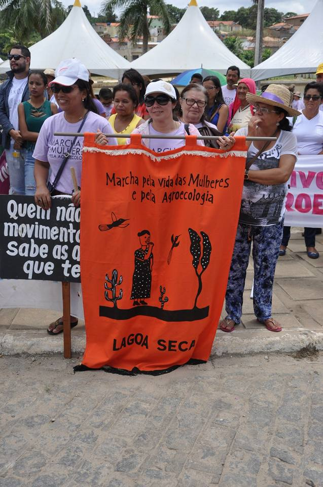 Marcha das mulheres 1